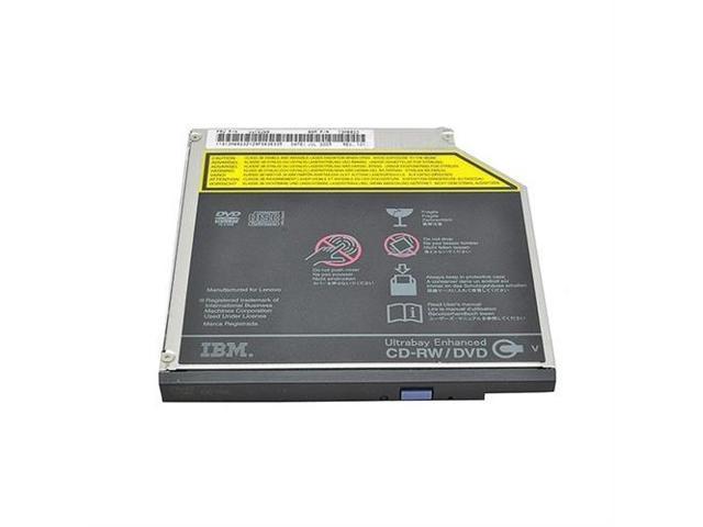 Lenovo DVD-ROM drive - plug-in module - UltraSlim Enhanced SATA Model 00AM066