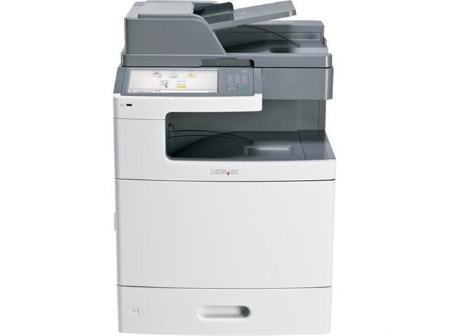 Lexmark X792de (47BT020) Duplex 1200 dpi x 1200 dpi USB color Laser MFP Printer