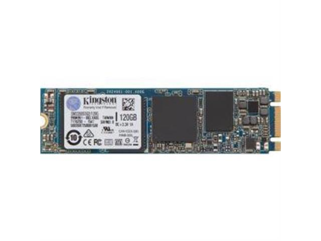 Kingston SSDNow M.2 120GB SATA III Internal Solid State Drive (SSD) SM2280S3G2/120G
