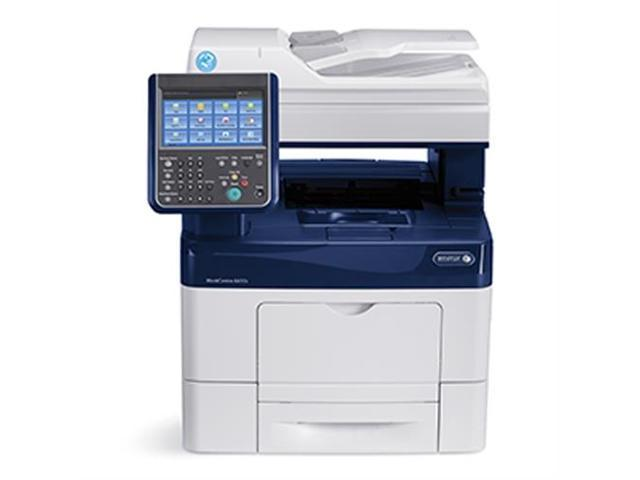 Workcentre 6655I Color Multifunction Printer, Print/Copy/Scan/Fax/Email, Up To 3