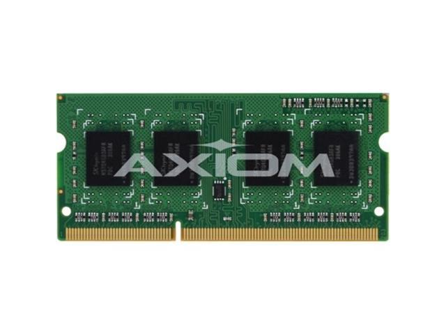 Axiom 4GB DDR3L 1600 (PC3L 12800) Unbuffered System Specific Memory Model H6Y75AA-AX
