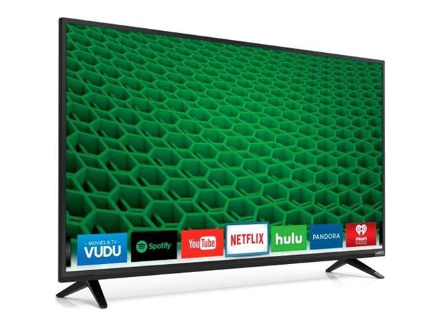 VIZIO D60-D3 60-Inch 1080p HD Smart LED TV - Black