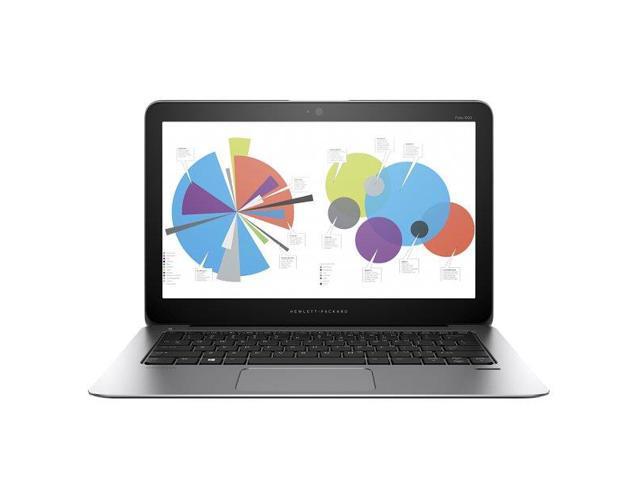 HP EliteBook Folio 1020 G1 (L4A55UT#ABA) Laptop - Intel Core M 5Y51 (1.10 GHz) 8 GB DDR3 256 GB SSD Intel HD Graphics 5300 12.5