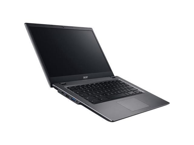 Acer CP5-471-C0EX Chromebook Intel Celeron 3855U (1.60 GHz) 4 GB LPDDR3 Memory 16 GB eMMC SSD 14.0