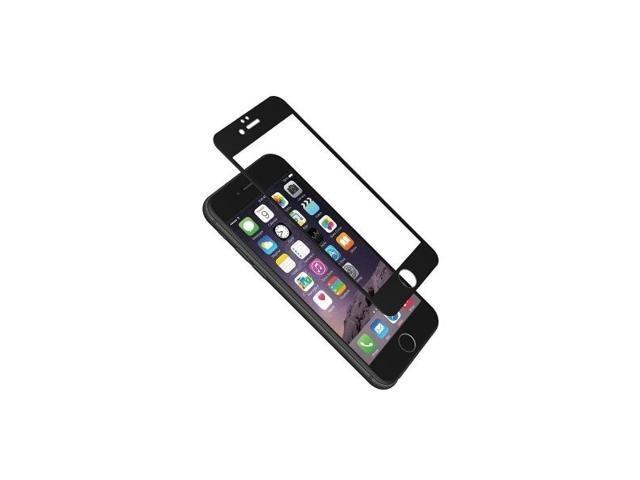 Cygnett CY1730CPTGL 9H Screen Protector Clear/Blk With Silicone Border Iphone6