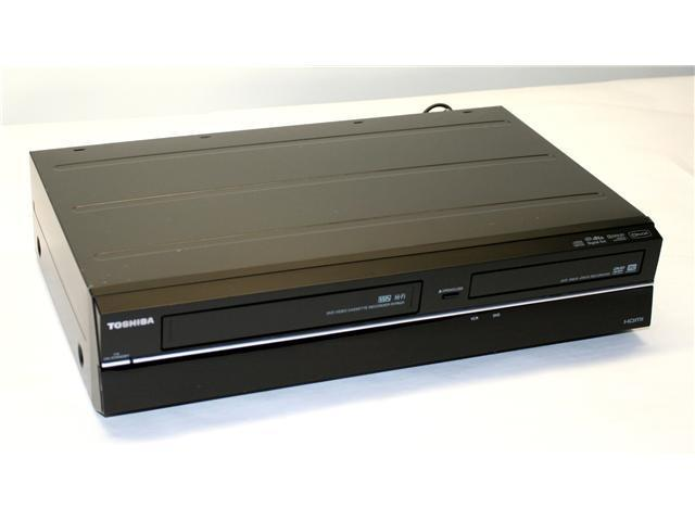 Toshiba DVR620 DVD Recorder/VCR Combo with 1080p Upconversion