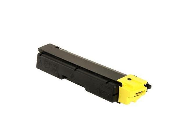 Yellow Toner Cartridge for Kyocera TK-582Y ECOSYS P6021cdn, FSC5150DN, Genuine Kyocera Brand