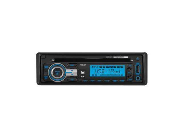 Dual XDMA6370 - In-Dash CD/MP3 Receiver with Front Direct USB Control for iPod/iPhone