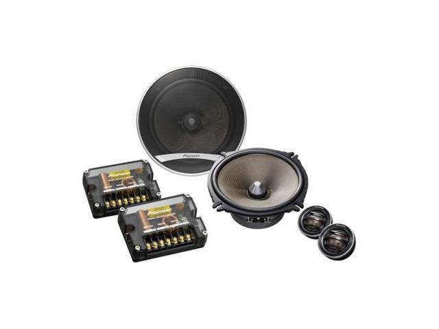 Pair Pioneer Tsd1720c 6.75 260w Component Speakers System 6 3/4 Ts-d1720c