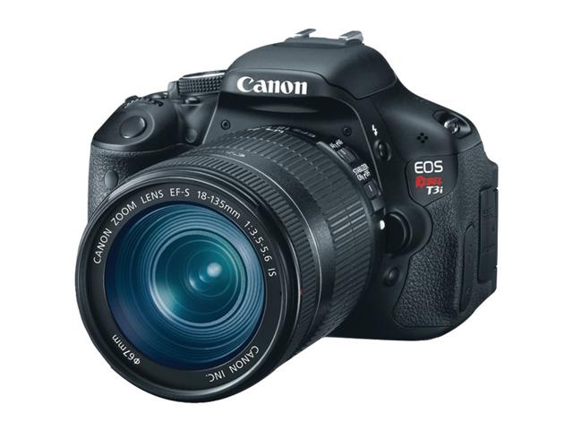 Canon 5169B005 18Mp T3i 18-135 Camra Kit
