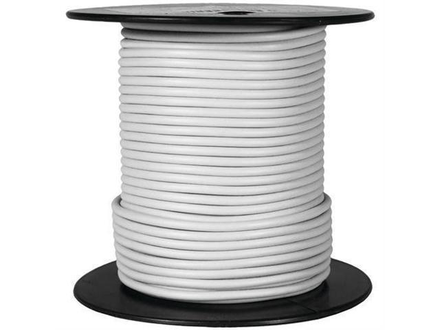 BATTERY DOCTOR 81013 GXL Crosslink Wire 100ft Spool (12 Gauge White)