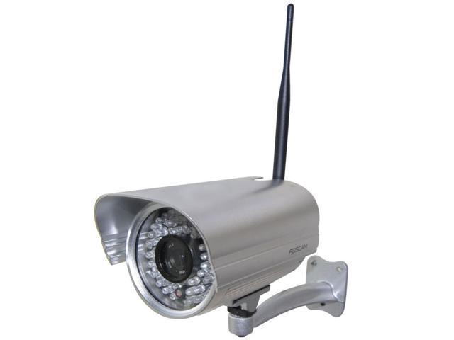 Foscam FI8906W Outdoor Wireless IP Camera 4mm Lens