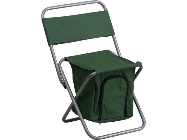 Folding Camping Chair in Green