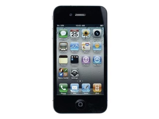 Apple iPhone 4 8GB Black - Verizon