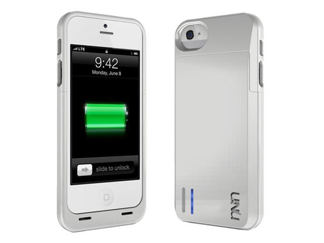 UNU DX Protective Battery Case for iPhone 5 / 5S - WHITE