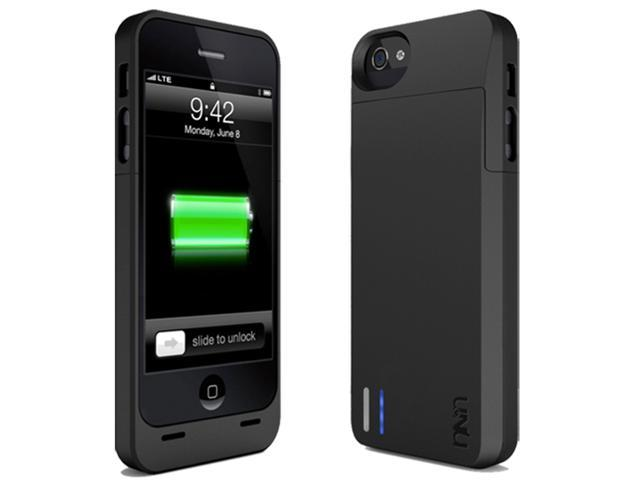 UNU DX Protective Battery Case for iPhone 5 / 5S - BLACK