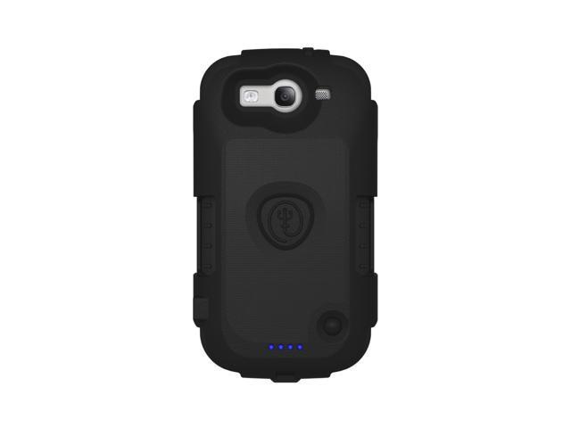 ELECTRA by Trident Case - Galaxy S III i9300/SCH-1535/SPH-L710/SGH-T999 - Black