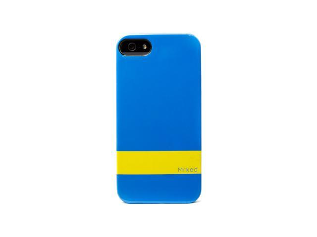 True Blue-Sunglow Protective Case by MRKED for iPhone 5 / 5S