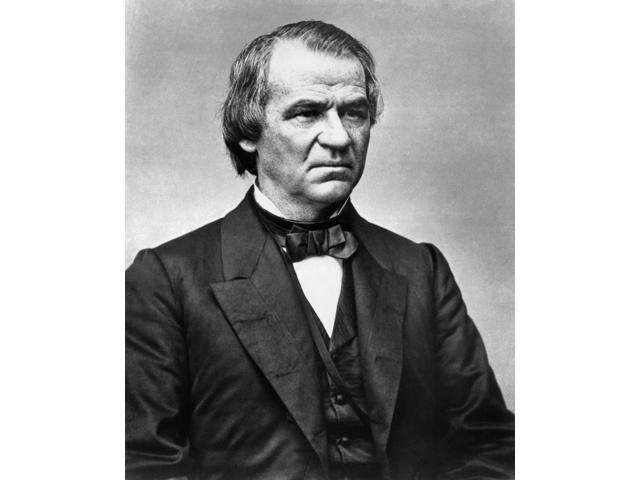 Andrew Johnson (1808-1875) N17Th President Of The United States Poster Print by  (18 x 24)