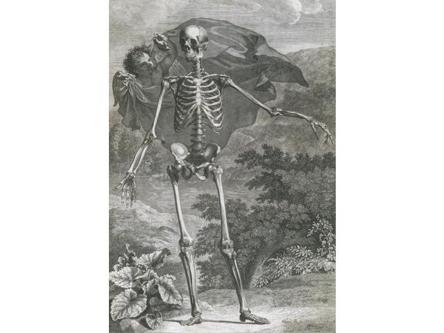 Danse Macabre 1749 Poster Print by Science Source (18 x 24)