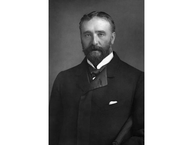 Luke Fildes (1843-1927) Nenglish Artist Photograph By W & D Downey C1894 Poster Print by  (18 x 24)