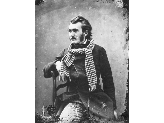 Paul Gustave Dor N(1833-1883) French Illustrator And Painter Photographed C1855 By Nadar Poster Print by  (18 x 24)