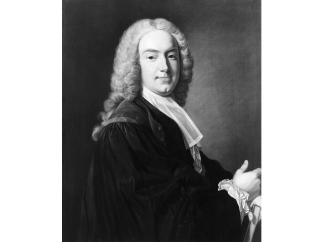 William Murray (1705-1793) N1St Earl Of Mansfield British Jurist Oil Painting By Jean Baptiste Van Loo Poster Print by  (18 x 24)