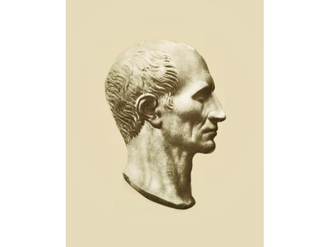 Julius Caesar Roman General and Statesman Poster Print by Science Source (18 x 24)
