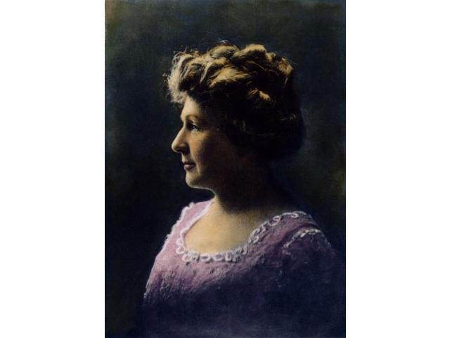 Annie Jump Cannon (1863-1941) Namerican Astronomer Oil Over A Photograph ND Poster Print by  (18 x 24)