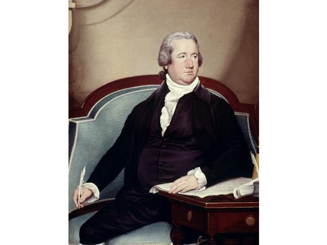 Frederick AC Muhlenberg N(1750-1801) Frederick Augustus Conrad Muhlhenberg American Clergyman And Politician As First Speaker Of The US House Of Representatives Oil On Canvas 1790 By Joseph Wright Pos