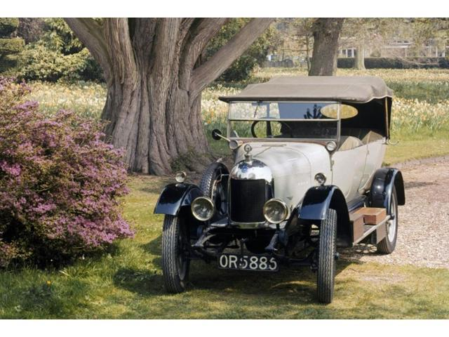 Auto Morris-Cowley 1924 N1924 Morris-Cowley 119 HP Poster Print by  (18 x 24)