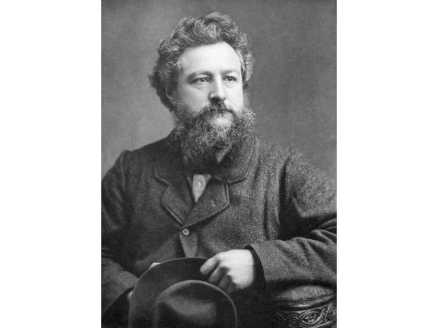 William Morris (1834-1896) Nenglish Artist And Poet Photographed On 21 March 1877 Poster Print by  (18 x 24)
