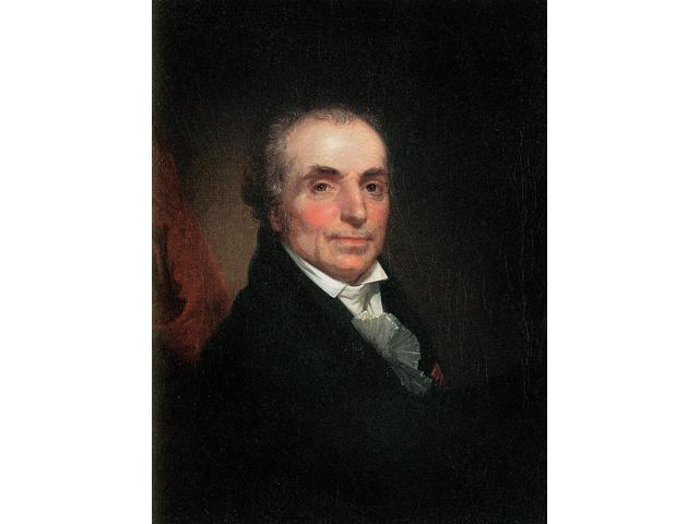 Jean-Antoine Houdon N(1741-1828) French Sculptor Oil On Canvas 1808 By Rembrandt Peale Poster Print by  (18 x 24)