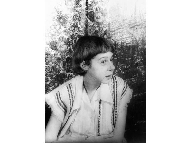 Carson Mccullers N(1917-1967) NE Lula Carson Smith American Writer Photographed By Carl Van Vechten 1959 Poster Print by  (18 x 24)