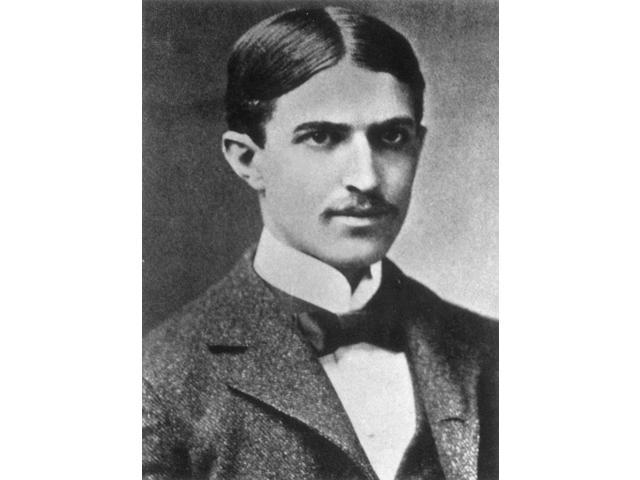 Stephen Crane (1871-1900) Namerican Writer Poster Print by  (18 x 24)