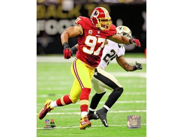 Lorenzo Alexander 2012 Action Photo Print (8 x 10)