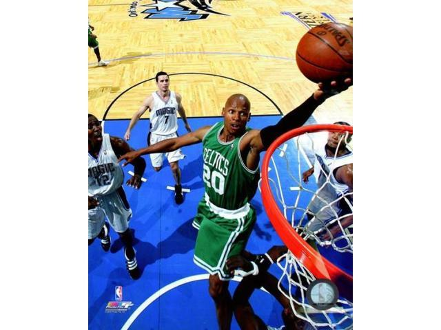 Ray Allen 2009-10 Playoff Action Photo Print (8 x 10)