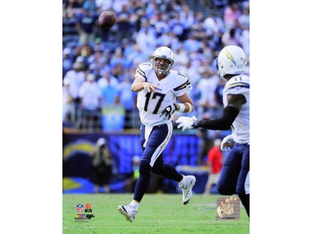 Philip Rivers 2014 Action Photo Print (8 x 10)