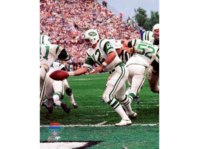 Joe Namath Super Bowl III 1969 Action Photo Print (8 x 10)