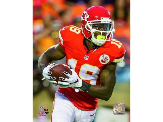 Jeremy Maclin 2015 Action Photo Print (8 x 10)