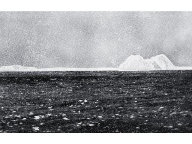 The Iceberg With Which Rms Titanic Of The White Star Line Collided And Caused Her To Sink Photographed Near The Scene Of The Wreck By A Passenger On The Rescue Ship Carpathia Source Sinking Of The Tit
