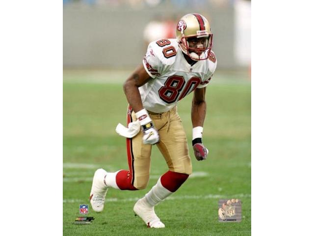 Jerry Rice Action Photo Print (8 x 10)
