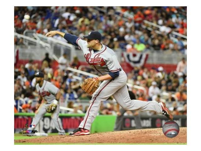 Jim Johnson 2015 Action Photo Print (8 x 10)