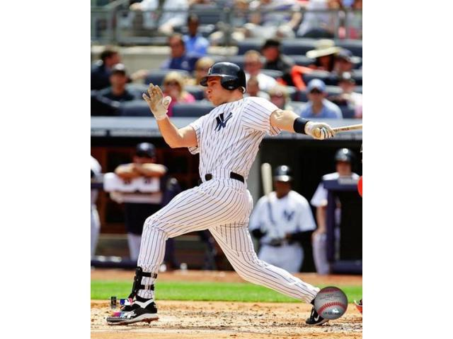 Mark Teixeira 2012 Action Photo Print (8 x 10)