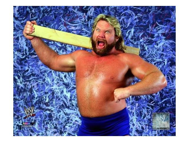 Hacksaw Jim Duggan Posed Photo Print (8 x 10)