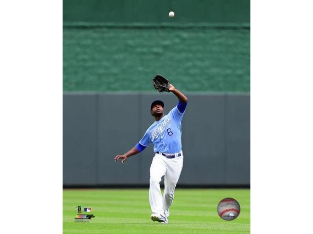 Lorenzo Cain 2016 Action Photo Print (8 x 10)