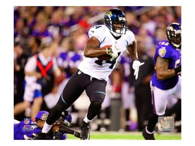 Justin Blackmon 2012 Action Photo Print (8 x 10)