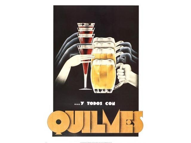 Quilmes Poster Print (20 x 28)
