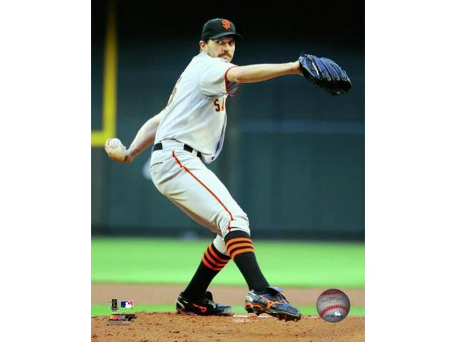 Barry Zito 2011 Action Photo Print (8 x 10)