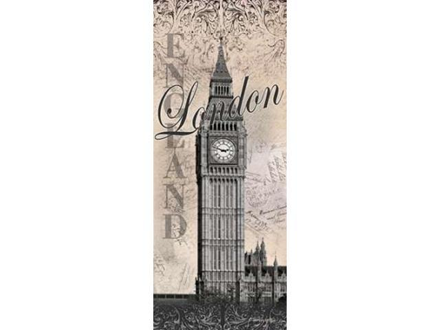 Big Ben Poster Print by Todd Williams (24 x 48)